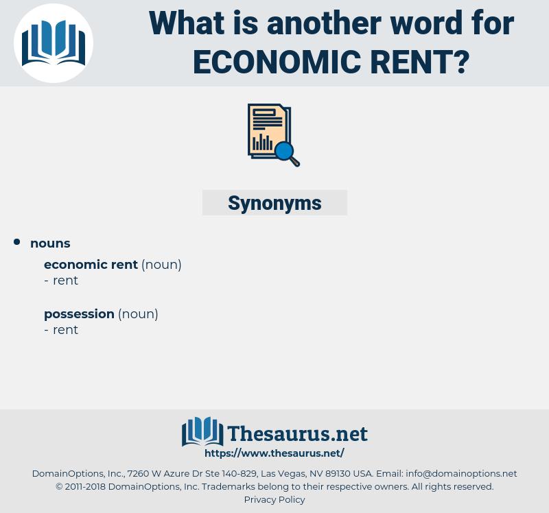 economic rent, synonym economic rent, another word for economic rent, words like economic rent, thesaurus economic rent