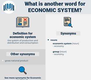 economic system, synonym economic system, another word for economic system, words like economic system, thesaurus economic system