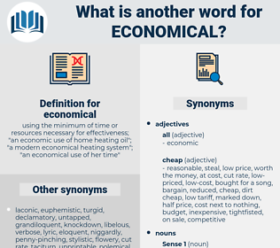 economical, synonym economical, another word for economical, words like economical, thesaurus economical