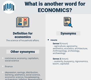 economics, synonym economics, another word for economics, words like economics, thesaurus economics