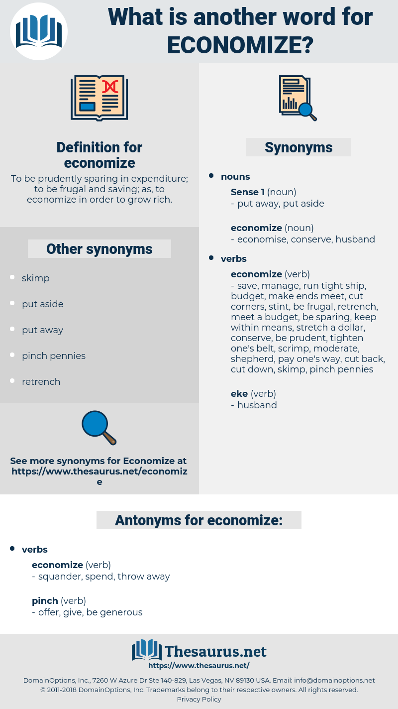 economize, synonym economize, another word for economize, words like economize, thesaurus economize