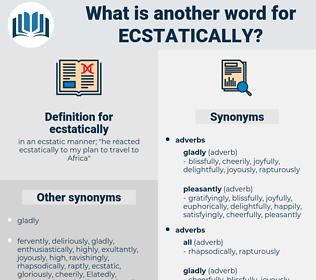 ecstatically, synonym ecstatically, another word for ecstatically, words like ecstatically, thesaurus ecstatically