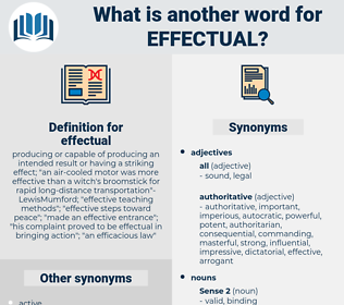 effectual, synonym effectual, another word for effectual, words like effectual, thesaurus effectual