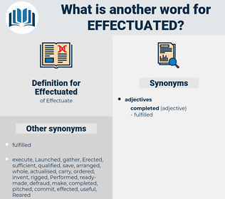 Effectuated, synonym Effectuated, another word for Effectuated, words like Effectuated, thesaurus Effectuated