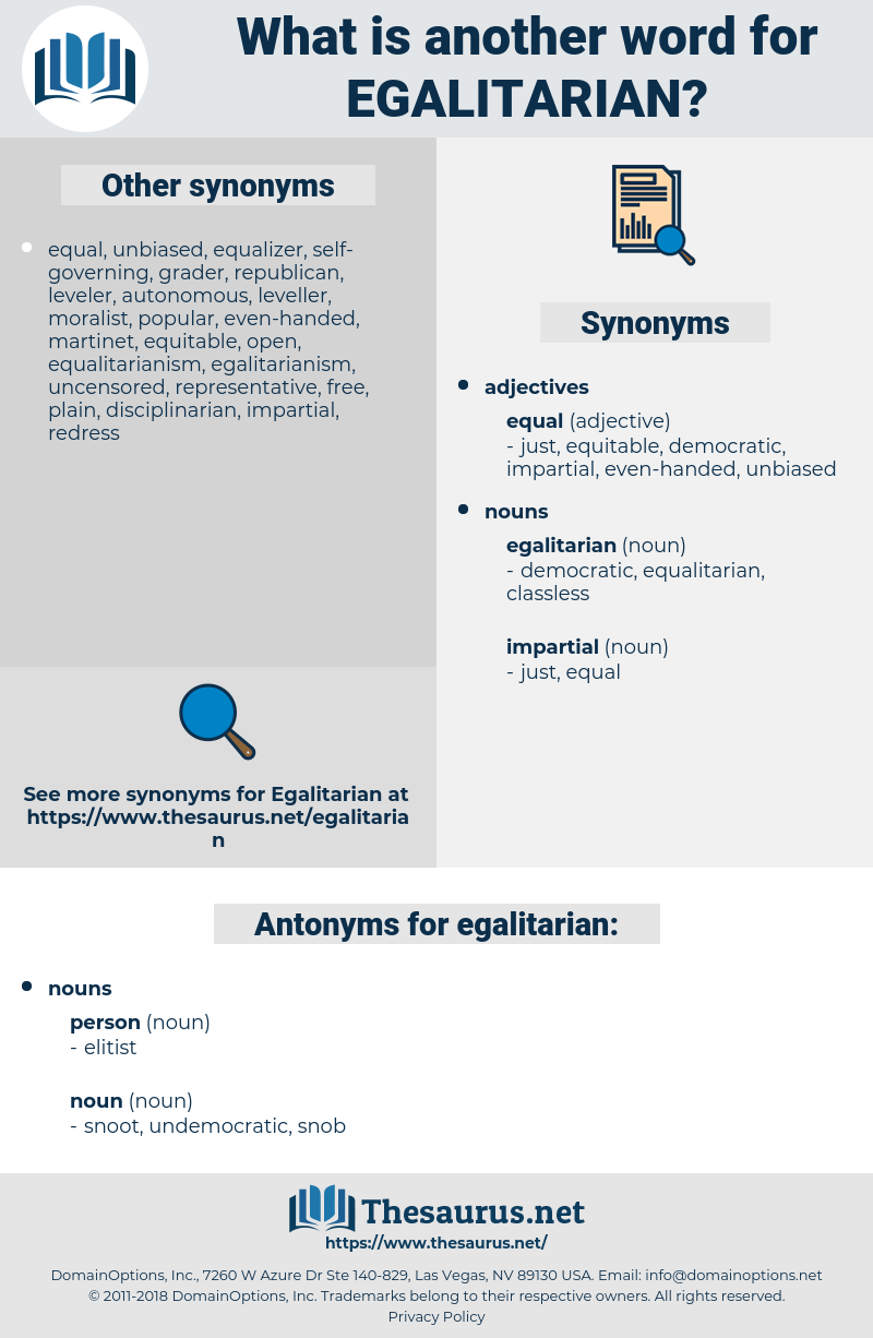 egalitarian, synonym egalitarian, another word for egalitarian, words like egalitarian, thesaurus egalitarian