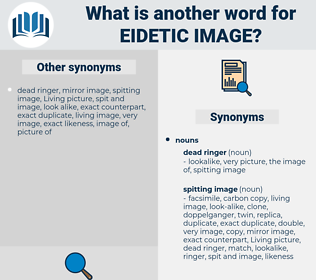 eidetic image, synonym eidetic image, another word for eidetic image, words like eidetic image, thesaurus eidetic image