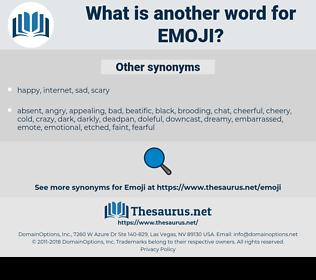 emoji, synonym emoji, another word for emoji, words like emoji, thesaurus emoji