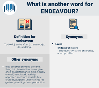 endeavour, synonym endeavour, another word for endeavour, words like endeavour, thesaurus endeavour