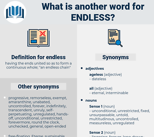 endless, synonym endless, another word for endless, words like endless, thesaurus endless