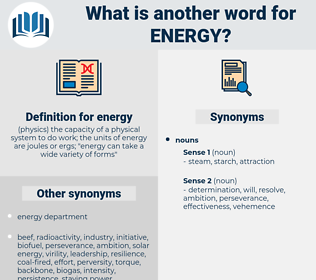 energy, synonym energy, another word for energy, words like energy, thesaurus energy