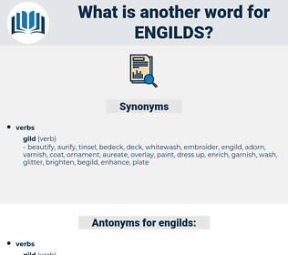 engilds, synonym engilds, another word for engilds, words like engilds, thesaurus engilds