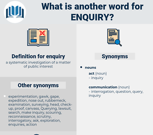enquiry, synonym enquiry, another word for enquiry, words like enquiry, thesaurus enquiry