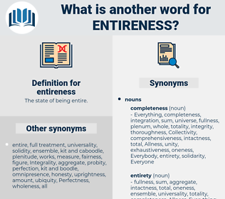 entireness, synonym entireness, another word for entireness, words like entireness, thesaurus entireness
