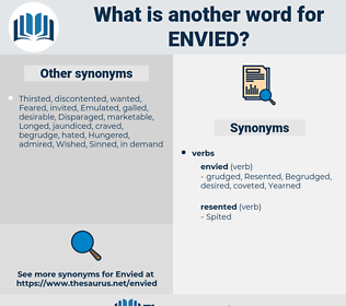 Envied, synonym Envied, another word for Envied, words like Envied, thesaurus Envied