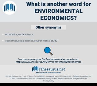 environmental economics, synonym environmental economics, another word for environmental economics, words like environmental economics, thesaurus environmental economics