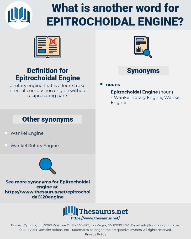 Epitrochoidal Engine, synonym Epitrochoidal Engine, another word for Epitrochoidal Engine, words like Epitrochoidal Engine, thesaurus Epitrochoidal Engine
