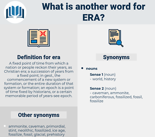 era, synonym era, another word for era, words like era, thesaurus era