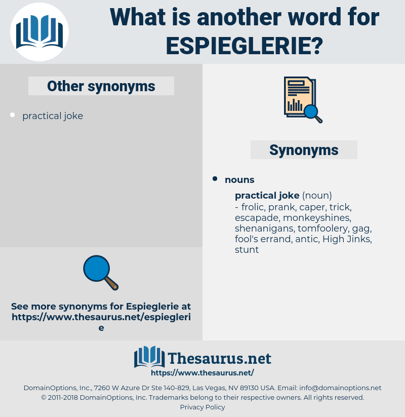 espieglerie, synonym espieglerie, another word for espieglerie, words like espieglerie, thesaurus espieglerie