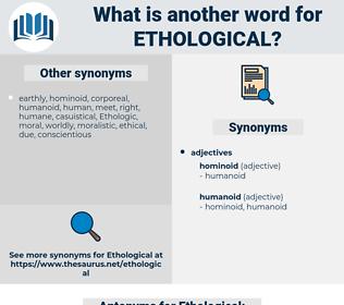 Ethological, synonym Ethological, another word for Ethological, words like Ethological, thesaurus Ethological