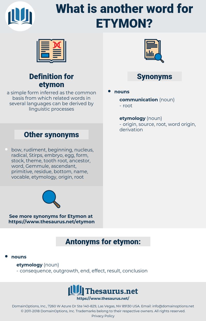 etymon, synonym etymon, another word for etymon, words like etymon, thesaurus etymon