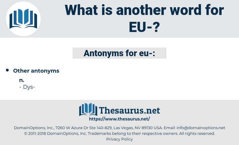eu, synonym eu, another word for eu, words like eu, thesaurus eu