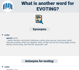 evoting, synonym evoting, another word for evoting, words like evoting, thesaurus evoting