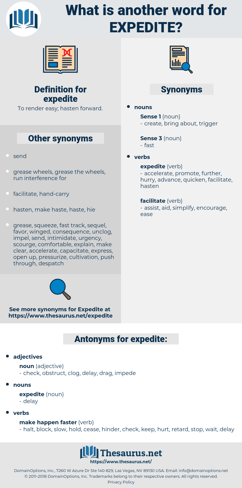 expedite, synonym expedite, another word for expedite, words like expedite, thesaurus expedite