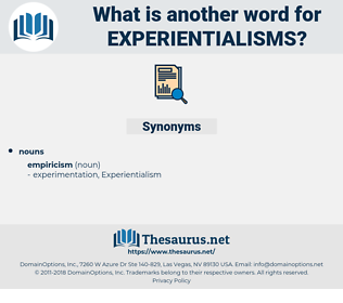 experientialisms, synonym experientialisms, another word for experientialisms, words like experientialisms, thesaurus experientialisms