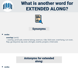 extended along, synonym extended along, another word for extended along, words like extended along, thesaurus extended along