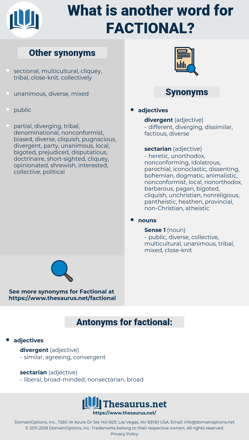 factional, synonym factional, another word for factional, words like factional, thesaurus factional