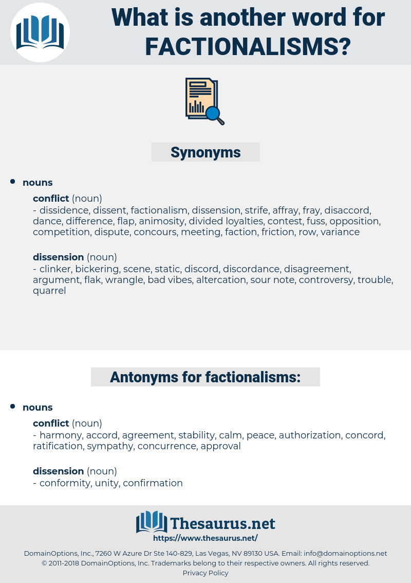 factionalisms, synonym factionalisms, another word for factionalisms, words like factionalisms, thesaurus factionalisms