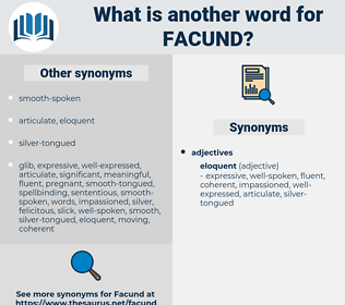 Facund, synonym Facund, another word for Facund, words like Facund, thesaurus Facund