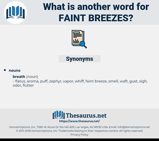 faint breezes, synonym faint breezes, another word for faint breezes, words like faint breezes, thesaurus faint breezes