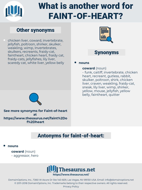 faint of heart, synonym faint of heart, another word for faint of heart, words like faint of heart, thesaurus faint of heart