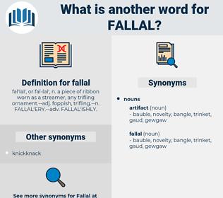 fallal, synonym fallal, another word for fallal, words like fallal, thesaurus fallal