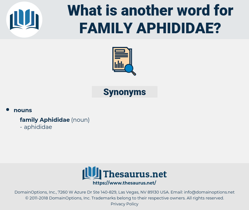 Family Aphididae, synonym Family Aphididae, another word for Family Aphididae, words like Family Aphididae, thesaurus Family Aphididae