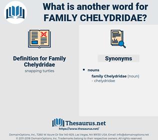 Family Chelydridae, synonym Family Chelydridae, another word for Family Chelydridae, words like Family Chelydridae, thesaurus Family Chelydridae