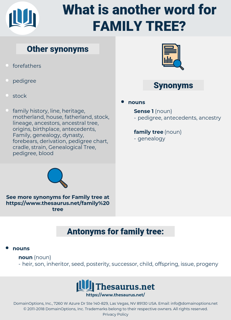synonyms for family tree antonyms for family tree thesaurus net