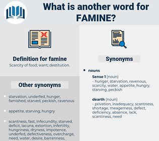 famine, synonym famine, another word for famine, words like famine, thesaurus famine
