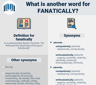 fanatically, synonym fanatically, another word for fanatically, words like fanatically, thesaurus fanatically