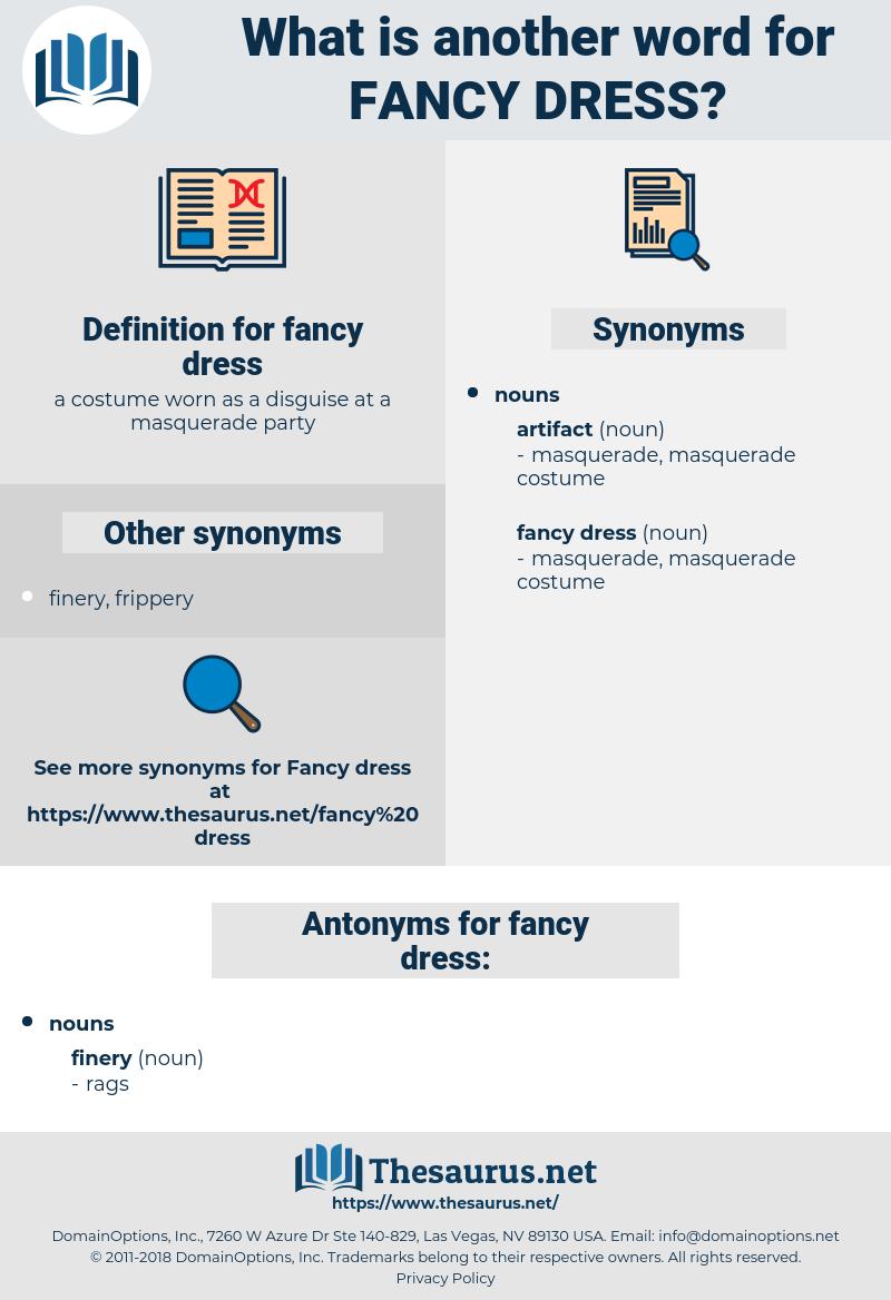 fancy dress, synonym fancy dress, another word for fancy dress, words like fancy dress, thesaurus fancy dress