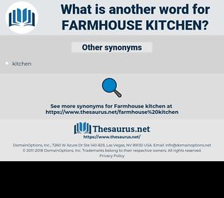farmhouse kitchen, synonym farmhouse kitchen, another word for farmhouse kitchen, words like farmhouse kitchen, thesaurus farmhouse kitchen