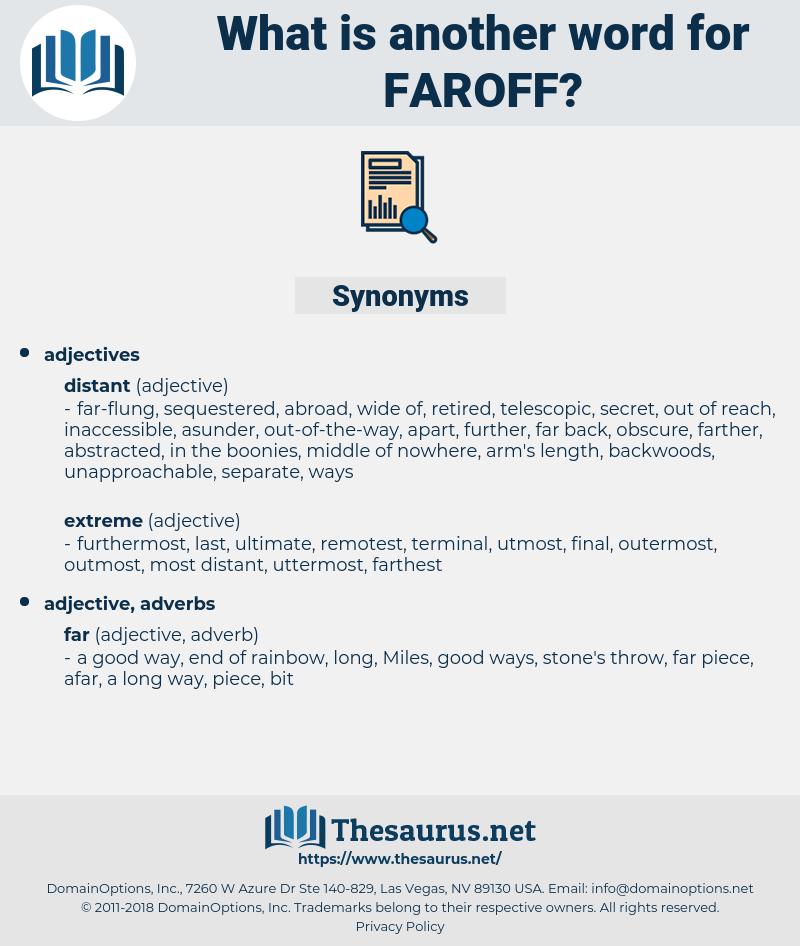 faroff, synonym faroff, another word for faroff, words like faroff, thesaurus faroff