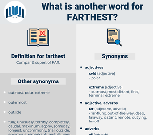 farthest, synonym farthest, another word for farthest, words like farthest, thesaurus farthest