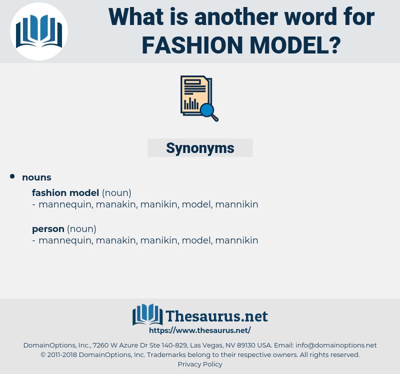 fashion model, synonym fashion model, another word for fashion model, words like fashion model, thesaurus fashion model