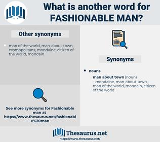 fashionable man, synonym fashionable man, another word for fashionable man, words like fashionable man, thesaurus fashionable man