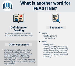 feasting, synonym feasting, another word for feasting, words like feasting, thesaurus feasting