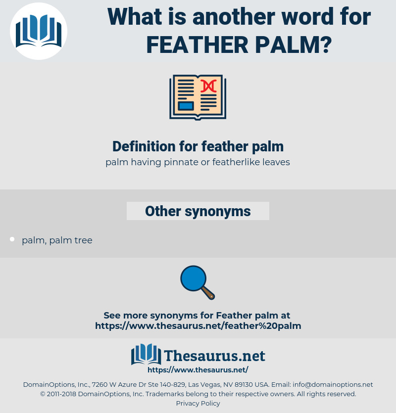 feather palm, synonym feather palm, another word for feather palm, words like feather palm, thesaurus feather palm