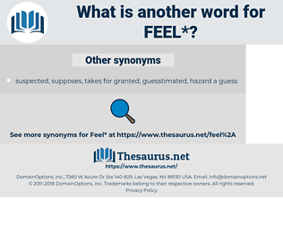 feel, synonym feel, another word for feel, words like feel, thesaurus feel