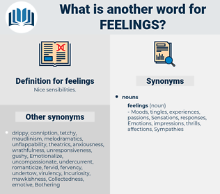 feelings, synonym feelings, another word for feelings, words like feelings, thesaurus feelings